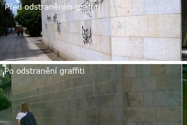 Umíme zajistit budovy bez graffiti