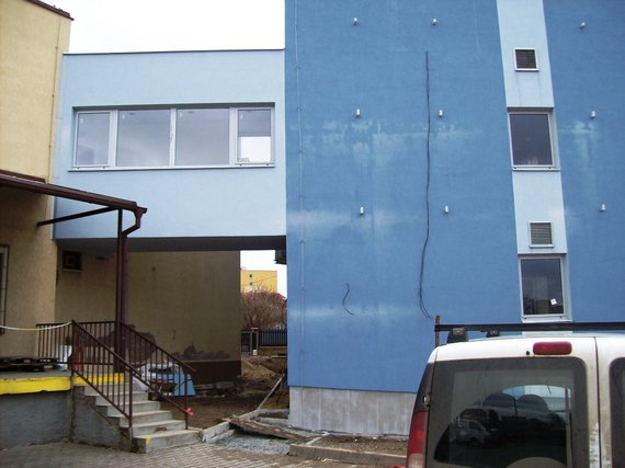 Čištění fasád, gen. mytí oken Zbraslav
