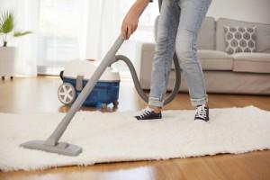 servisní čištění koberců
