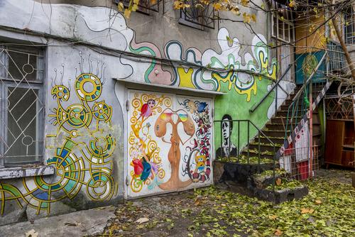 A SERVIS nabízí komplexní služby voblasti odstranění graffiti a prevence, odstraňování graffiti Praha